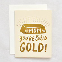 Solid Gold Mom: HL-981