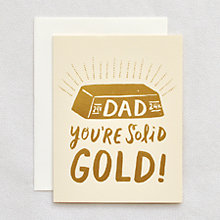 Solid Gold Dad: HL-982