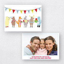 Celebration: Holiday Photo Card