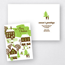 Home for the Holidays: Holiday Card