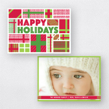 Presents: Holiday Photo Card