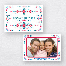 Stars: Holiday Photo Card