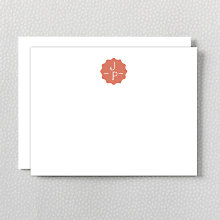 Pop Deco: Flat Note Card
