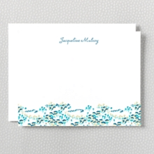 Secret Garden: Flat Note Card
