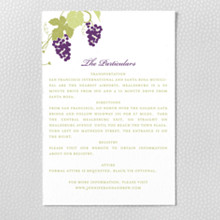 Bordeaux - Details Card