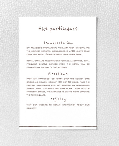 Figs Letterpress Details Card