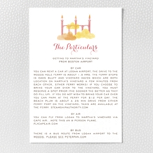 Happily Ever After---Details Card