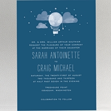 Adventure: Wedding Invitation