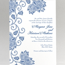 Duchesse: Letterpress Wedding Invitation