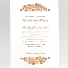 Evelyn: Wedding Invitation