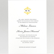 Fillmore - Wedding Invitation