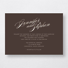 Symphony---Wedding Invitation