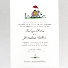 Jaipur - Wedding Invitation