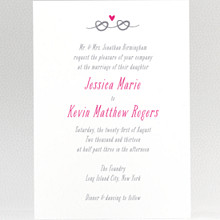 Love Knot - Wedding Invitation