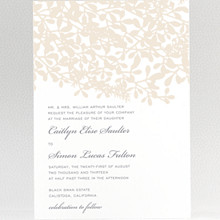 Midsummer: Wedding Invitation