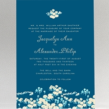 Secret Garden: Wedding Invitation