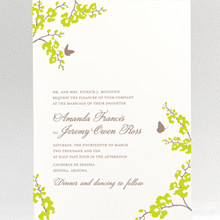 Shangri-La: Wedding Invitation