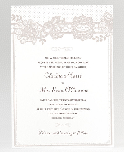 The Ultimate Indie Wedding Invitation Guide