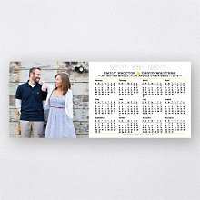 Circle the Date 2013 Calendar: Save the Date Magnet