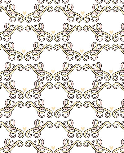 Tie the Knot Patterned Paper