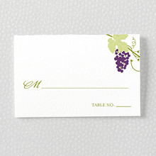 Bordeaux - Place Card