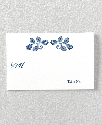 Duchesse Place Card