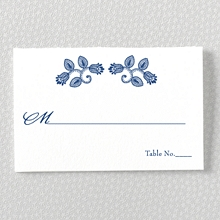Duchesse: Letterpress Place Card