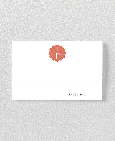Pop Deco Place Card