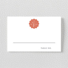 Pop Deco - Place Card