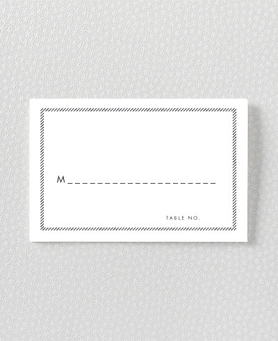 Shooting Star Place Card