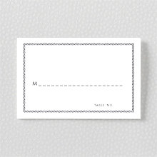 Shooting Star: Place Card