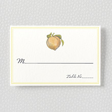 Heirloom Harvest: Place Card