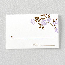 Honeysuckle: Place Card