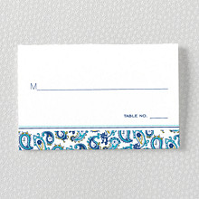 Paisley: Place Card