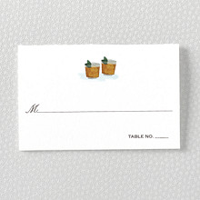 Southern Belle: Place Card