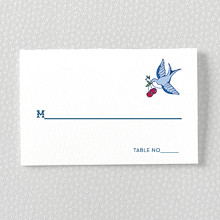 Vintage Tattoo - Place Card