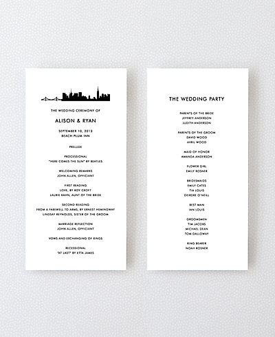 New York City Skyline Program
