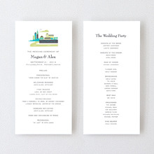 Visit Philadelphia---Letterpress Program