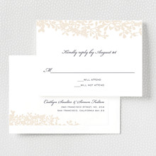 Midsummer: RSVP Card