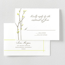 Orchid: Digital RSVP Card