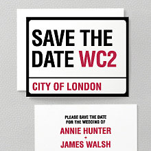 Love London---Save the Date
