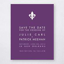 New Orleans Skyline: Save the Date
