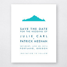 Portland Skyline - Save the Date