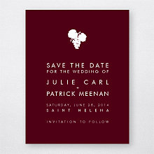 Wine Country Skyline - Save the Date