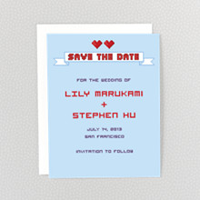 Pixel Perfect: Save the Date
