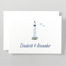 Cape Cod - Folded Note Card