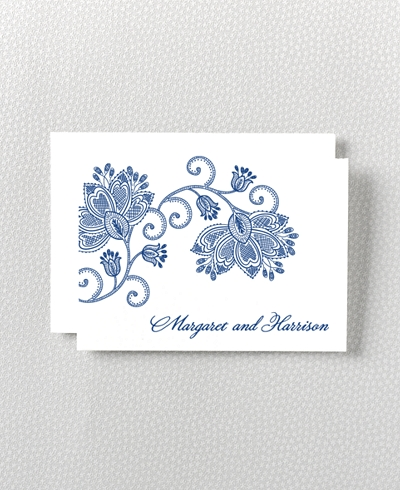 Duchesse Folded Note Card