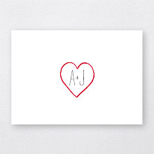 Big Day New York - Folded Note Card