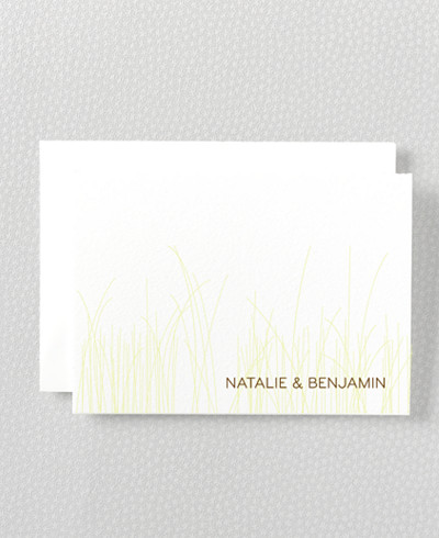 Meadow Folded Note Card