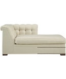 Kent Tufted Right-Arm Facing Chaise